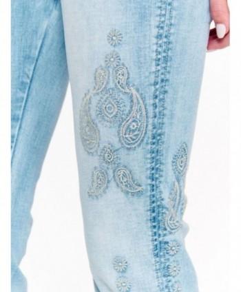 Jeans skinny bleu SSP2844