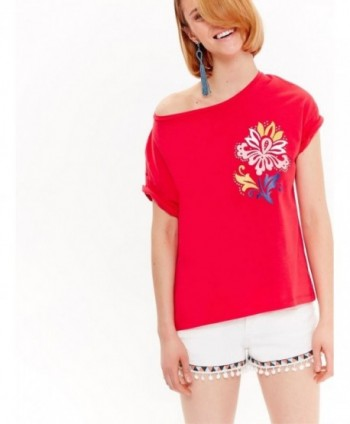 LADY'S T-SHIRT SHORT SLEEVE...