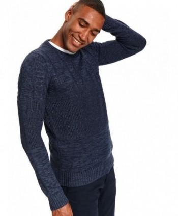 Pullover bleumarin   SSW2819