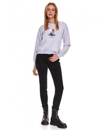 Jeans negri skinny SSP3593
