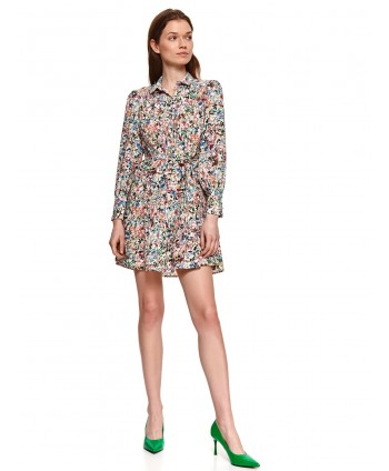 Rochie multicolor stil...