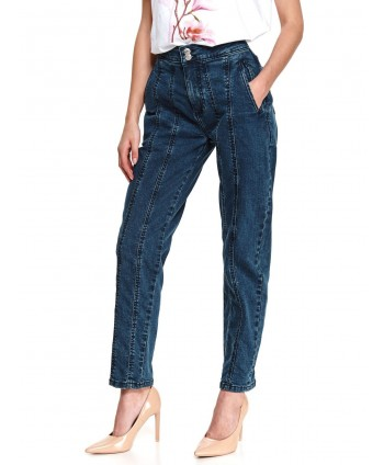 Jeans skinny albastri SSP3736
