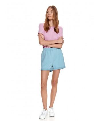 Tricou roz uni DPO0376