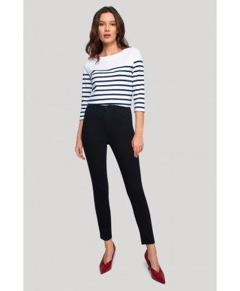 Jeans skinny negri SPO400
