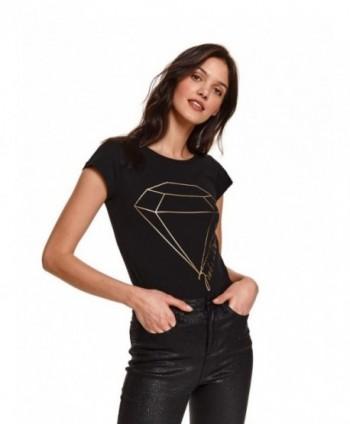 Tricou negru SPO4923