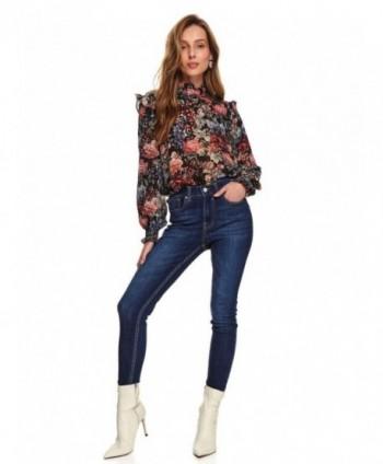 Jeans skinny bleumarin SSP3602