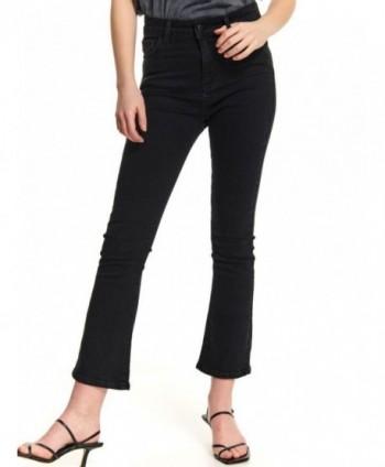 Jeans negri evazati SSP3471