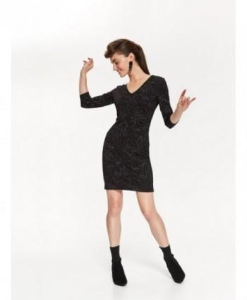 Rochie  neagra cu spatele...