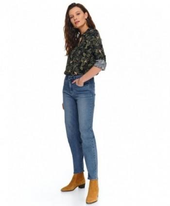 Jeans skinny albastri SSP3422