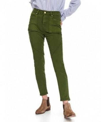 Pantaloni casual verzi SSP3427