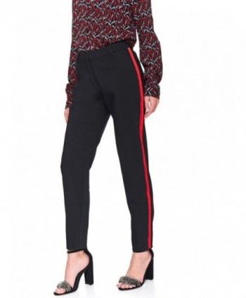 Pantaloni casual negri SSP3407