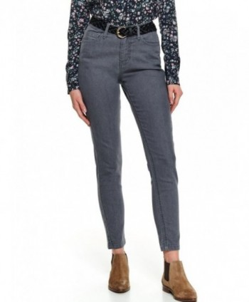 Jeans skinny gri SSP3396