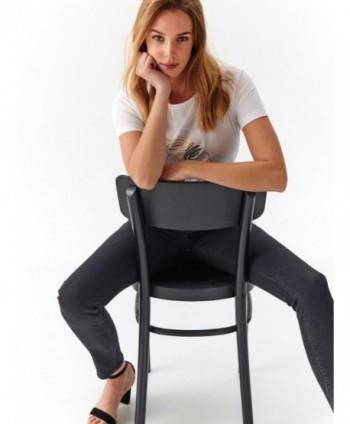 Jeans dama gri SSP3382