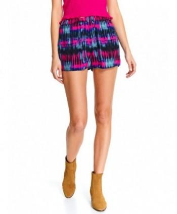 Pantaloni scurti multicolor...