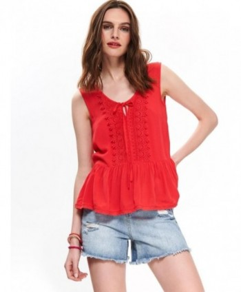 LADY'S SLEEVELESS BLOUSE...