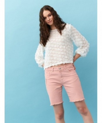 Pantaloni scurti roz  DSZ0050